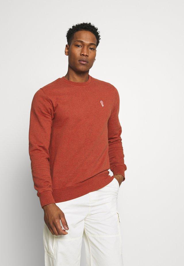 CREWNECK - Sweater - red