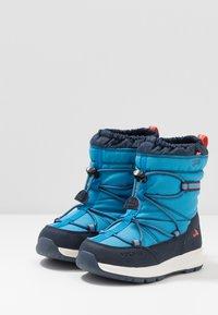 Viking - ASAK GTX - Botas para la nieve - blue/navy - 3