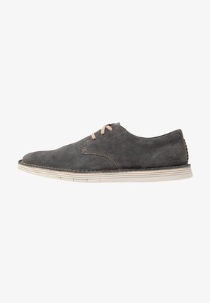 FORGE VIBE - Casual lace-ups - storm