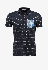 French Kick - POINT2 - Polo - blue navy - 6