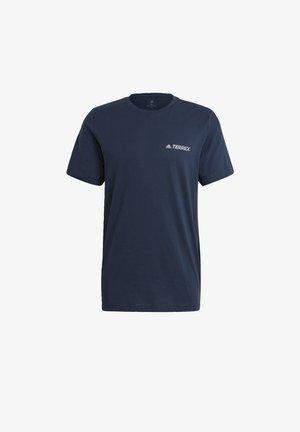 TERREX  - Print T-shirt - blue