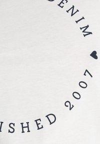 TOM TAILOR DENIM - 2 PACK - Print T-shirt - real navy blue - 6