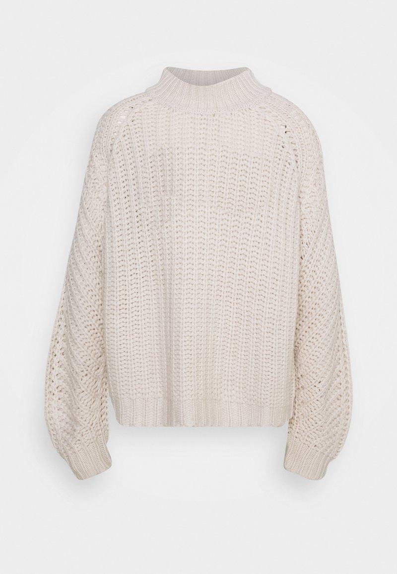 Samsøe Samsøe - KEIKO - Pullover - whisper white