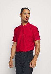 Nike Golf - DRY SPEED - Funkční triko - gym red/white - 0
