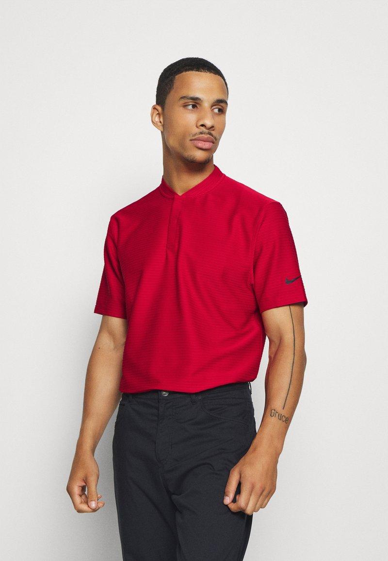 Nike Golf - DRY SPEED - Funkční triko - gym red/white