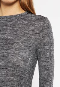 Urban Classics - Jumper dress - charcoal - 4