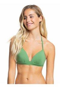 Roxy - Bikinitop - vineyard green - 2