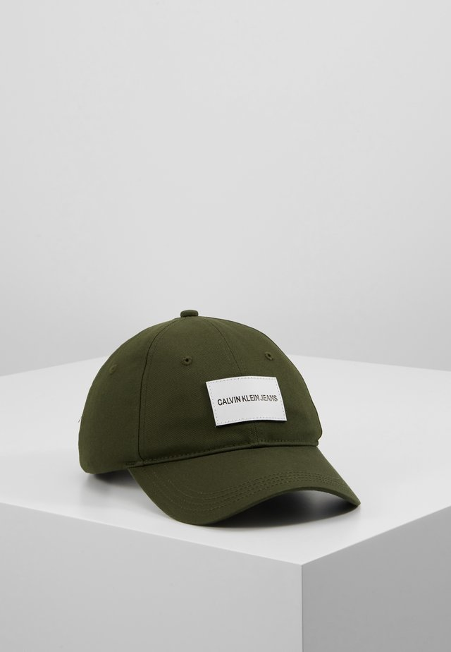 INSTITUTIONAL PATCH - Cap - green