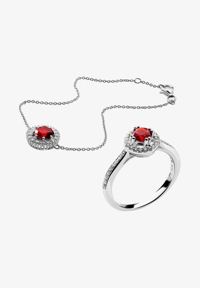REBECCA - Bracelet - white