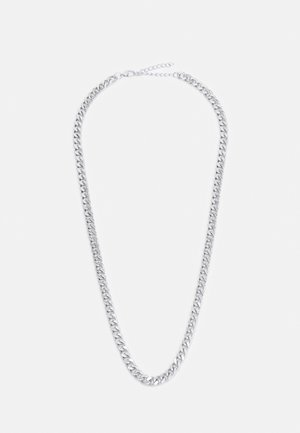 LONG BASIC NECKLACE - Collana - silver-coloured