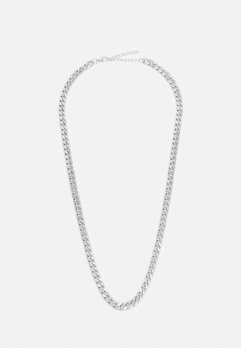 LONG BASIC NECKLACE - Necklace - silver-coloured