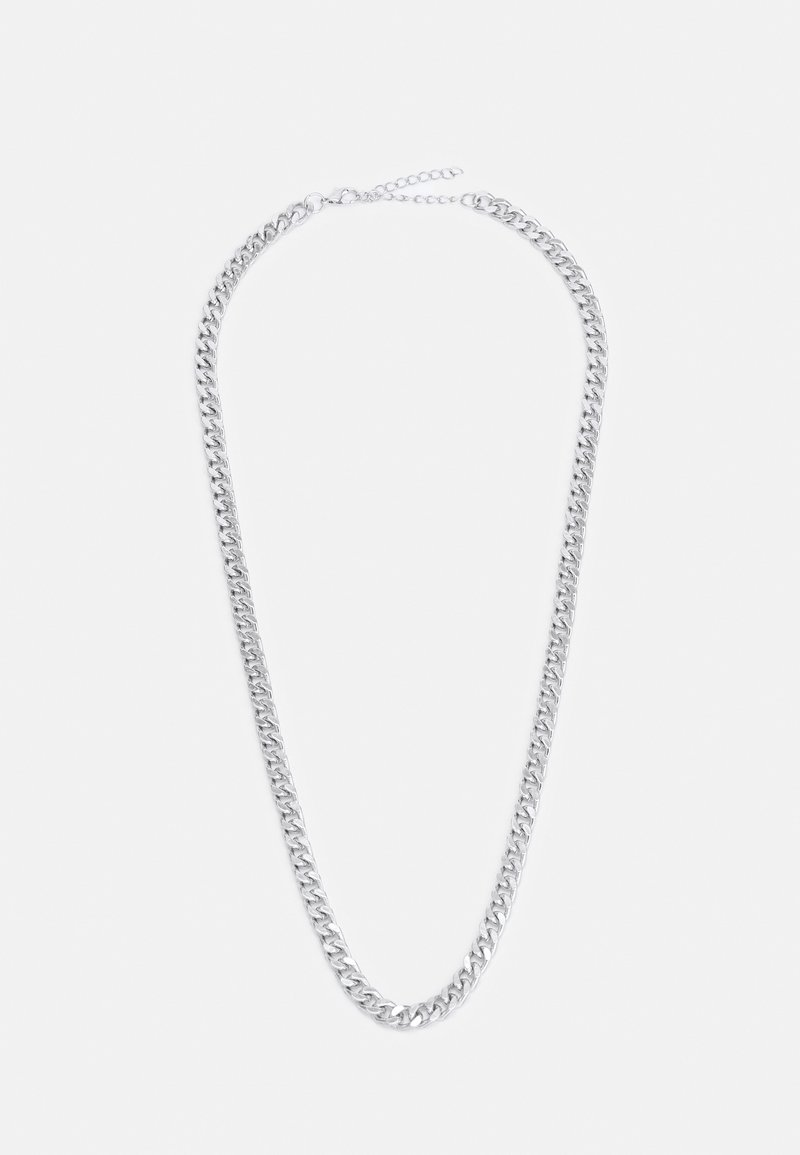 Urban Classics - LONG BASIC NECKLACE - Ketting - silver-coloured
