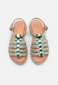 Friboo - LEATHER - Sandals - mint - 3