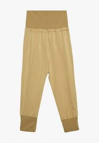 Cream - LINE PANTS - Pantalon classique - dark sand - 1