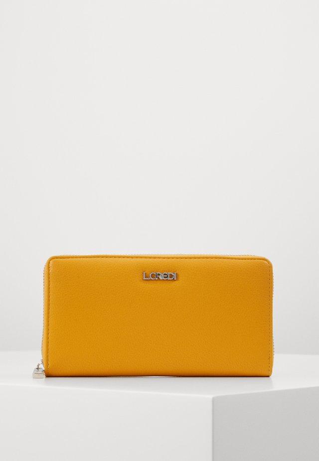 FILIPPA - Portafoglio - yellow