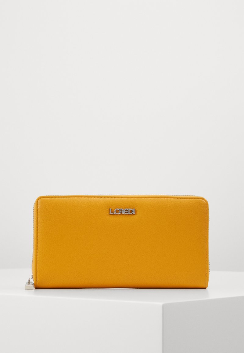 L. CREDI - FILIPPA - Wallet - yellow
