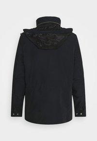 NN07 - FIELD JACKET - Short coat - black - 2