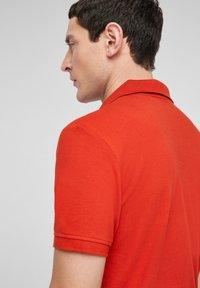 s.Oliver - Polo shirt - orange - 5