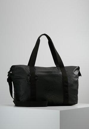 ART - Shoppingveske - raw black