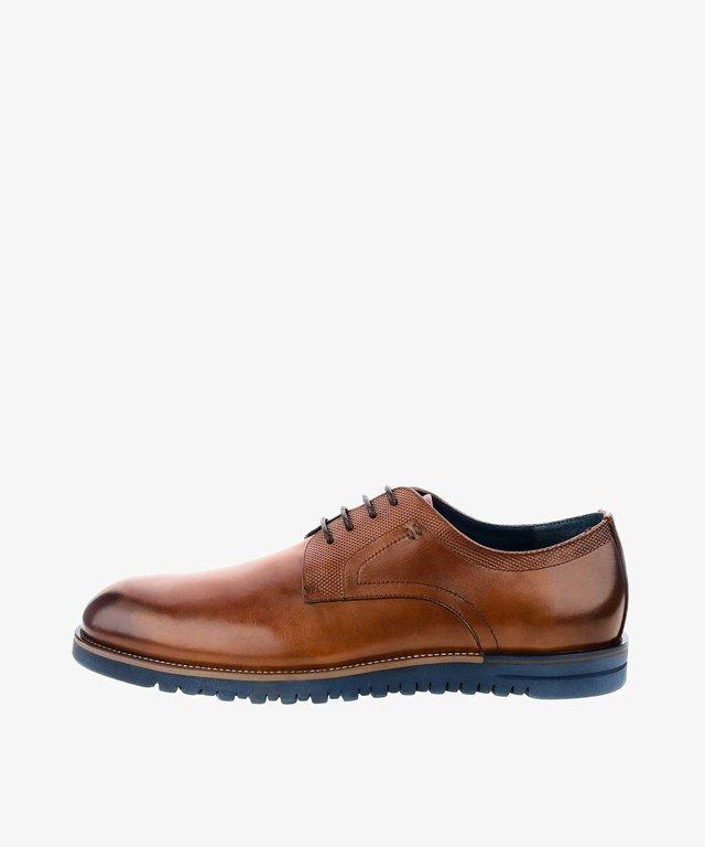 AGROSA - Šněrovací boty - brown