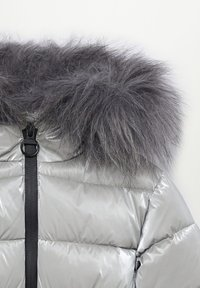 Mango - Winter jacket - silber - 1