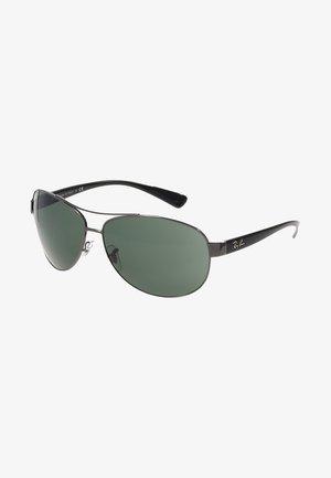 Solbriller - gunmetal/green
