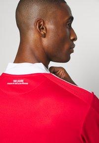 adidas Performance - Klubbkläder - vivid red - 4