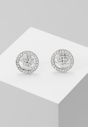 TROPICAL SUN - Earrings - silver-coloured
