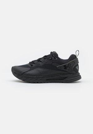 HOVR FLUX MVMNT - Neutrální běžecké boty - black