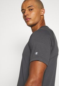 Champion - CREWNECK  - T-shirt sportiva - grey/black - 3