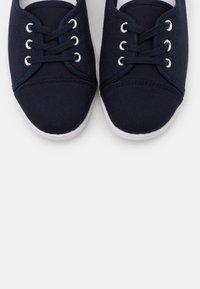 CALANDO - Trainers - dark blue - 5