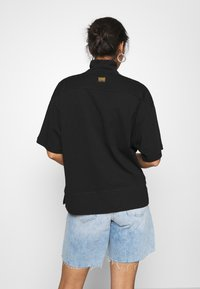 G-Star - CARRN LOOSE FUNNEL - T-shirt print - black - 2