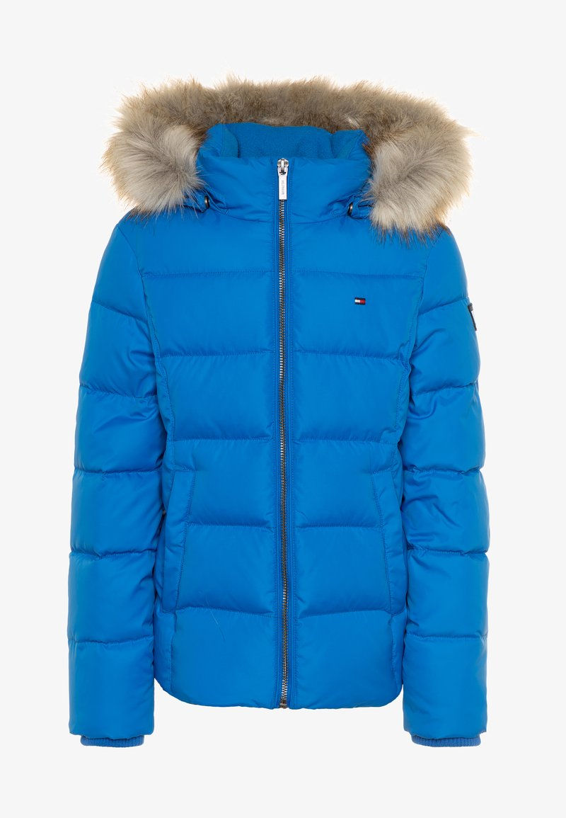 Tommy Hilfiger - ESSENTIAL BASIC JACKET - Down jacket - blue