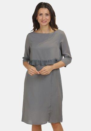 Sukienka letnia - grau