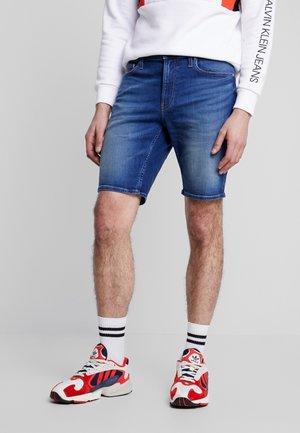 Shorts vaqueros - mid blue
