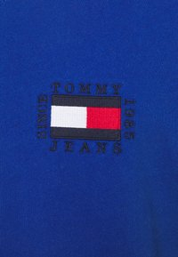 Tommy Jeans - BOX FLAG TEE - T-shirt con stampa - blue - 7