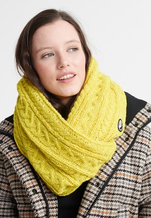 Snood - vivid yellow