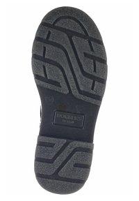 DOCKERS - Lace-up ankle boots - schwarz/orange - 4