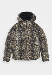 Vingino - TIRESSE - Winter jacket - deep black - 0