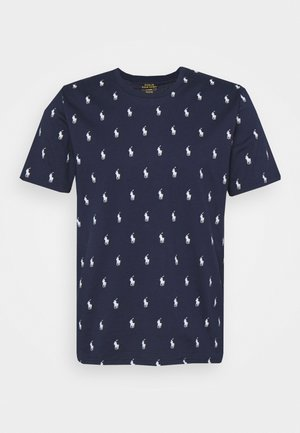 Pyjama top - cruise navy