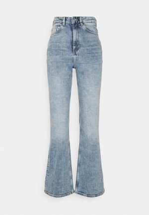 KAORI VINTAGE - Straight leg jeans - blue medium dusty
