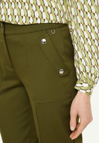 comma - Trousers - deep green - 3