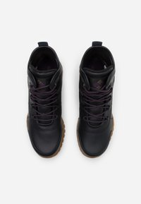 Columbia - FAIRBANKSROVER - Winter boots - black/cyber purple - 3
