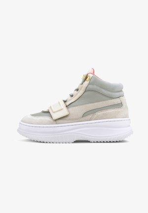 DEVA  - High-top trainers - vaporous gray-aqua gray