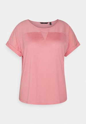 VMELLEN - T-shirts - geranium pink