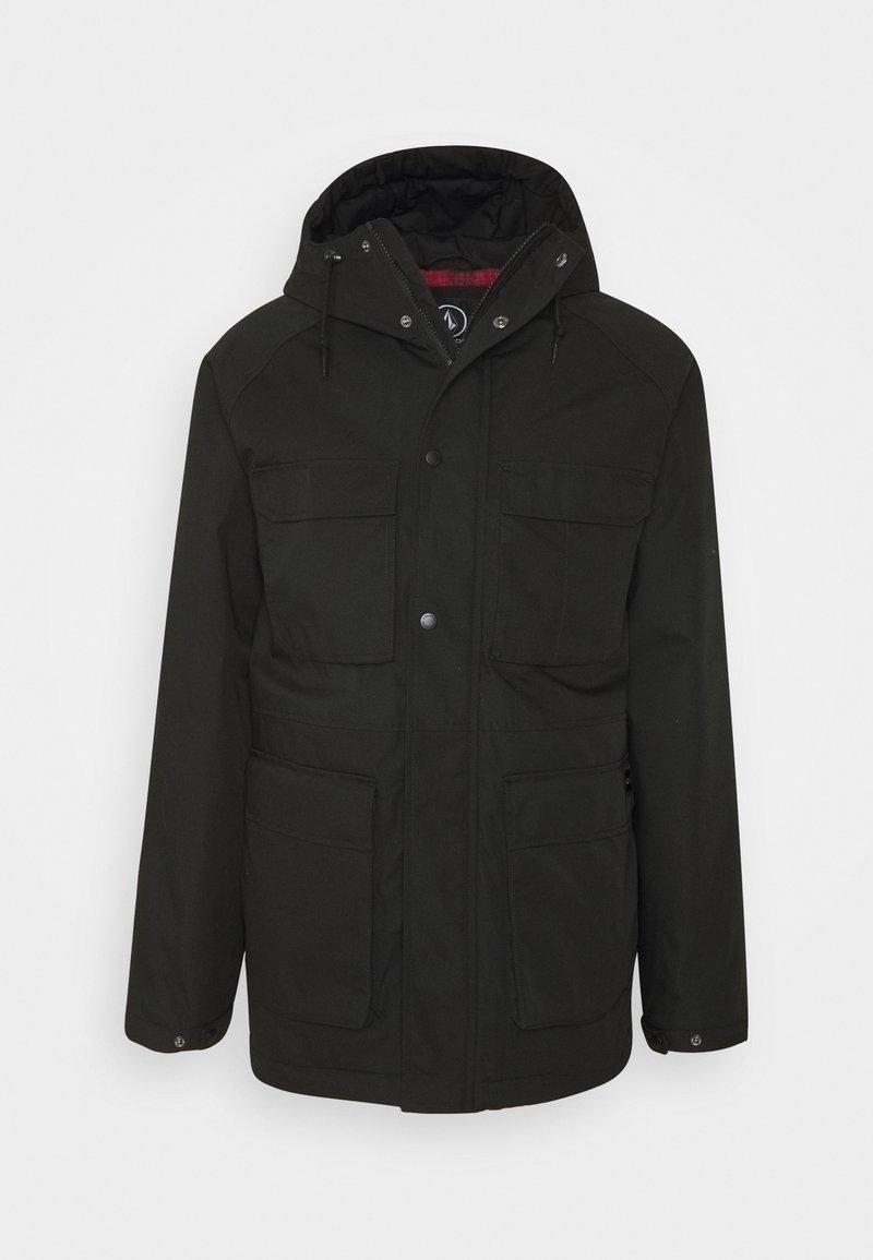 Volcom - RENTON WINTER - Light jacket - black