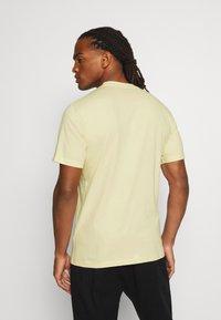 Carhartt WIP - BENT - Print T-shirt - flour - 2