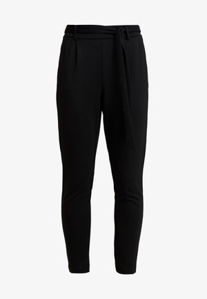 POPYE PANTS - Trousers - black