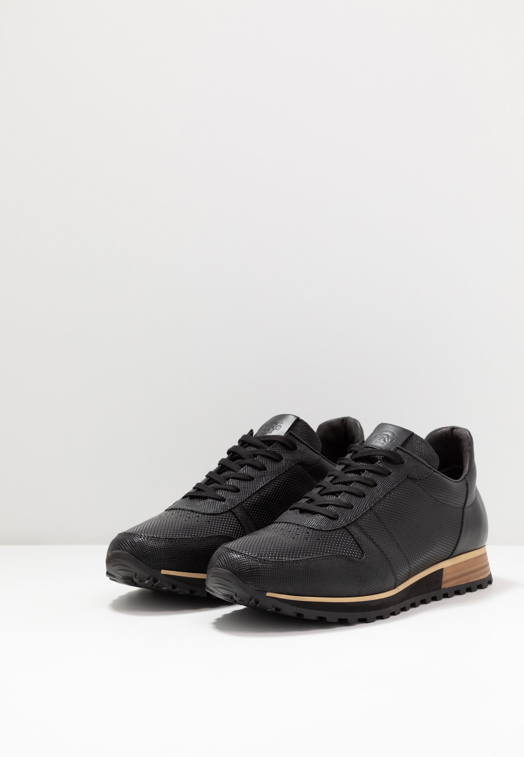 Giorgio 1958 Sneaker low - texas/virginia/montana nero/schwarz - Herrenschuhe tE0bh