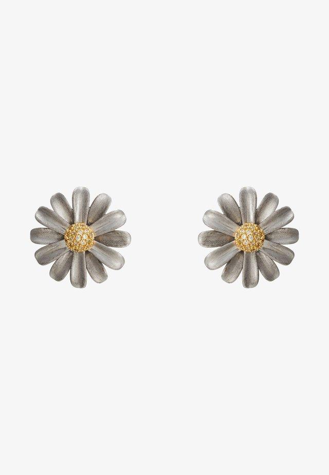 INTO THE BLOOM STUD EARRINGS - Earrings - silver-coloured